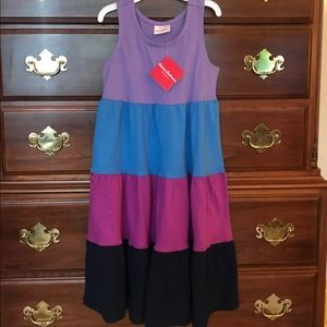 NWT Hanna Andersson Girls Dress